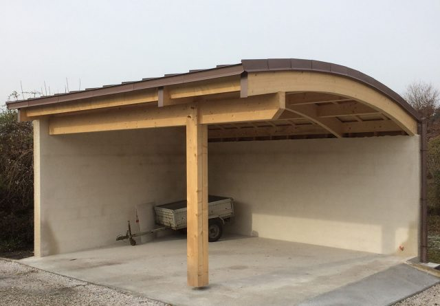 carport contemporain